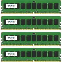 Crucial 32GB (4x8GB) DDR4 2400MHz CT4K8G4RFS424A