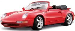 Bburago Arany kollekció - Porsche 911 Carrera Cabriolet 1:18