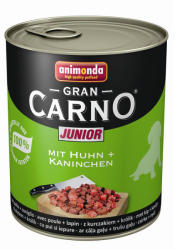 Animonda GranCarno Junior - Chicken & Rabbit 800g