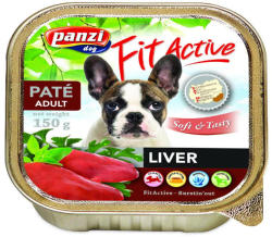 Panzi Fit Active Pate - Liver 150g