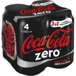 Coca-Cola Zero (4x330ml)