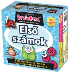 The Green Board Game BrainBox - Az első számok
