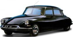 Bburago Citroen DS19 (1955) 1:32