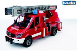 BRUDER Mercedes-Benz Sprinter létrás tűzoltóautó 43cm (02532B)