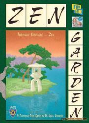 Mayfair Games Zen Garden - angol nyelvű társasjáték