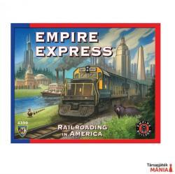 Mayfair Games Empire Express - angol nyelvű társasjáték