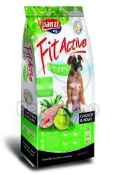 Panzi Fit Active Puppy Chicken & Pear 2x15kg