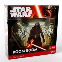 Trefl Star Wars: Ébredő Erő Boom Boom társasjáték