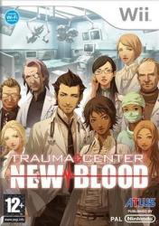 Nintendo Trauma Center New Blood (Wii)