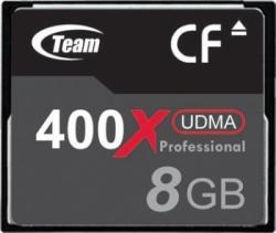 Team Group Compact Flash 8GB 400X TCF8G-400X