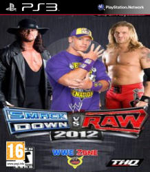 THQ WWE SmackDown vs Raw 2012 (PS3)