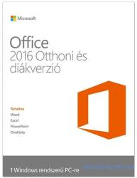 Microsoft Office 2016 Home & Student for Win HUN (1 User) 79G-04634
