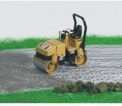 BRUDER Compactor pentru sol si asfalt Caterpillar (2433)