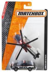 Mattel Matchbox - Set masinuta si avion (CHB92)
