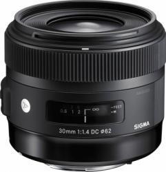 SIGMA 30mm f/1.4 EX DC HSM Art (Canon)