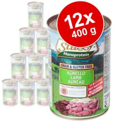 Stuzzy Monoprotein - Chicken 12x400g