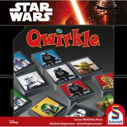 Schmidt Spiele Star Wars Qwirkle - német nyelvű