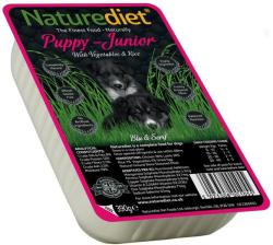 Naturediet Puppy/Junior 18x390g