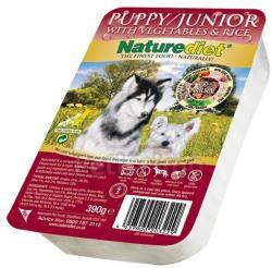 Naturediet Puppy/Junior 12x390g