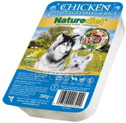 Naturediet Chicken 18x390g
