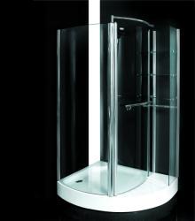 AQUATEK GLASS S1 125x95x193 cm