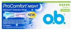 o.b. ProComfort Night Super Plus tampon (16db)