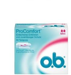 o.b. ProComfort Mini tampon (56db)