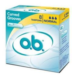 o.b. Original Normal tampon (8db)