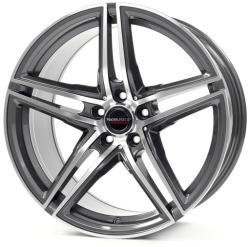 Borbet XRT graphite polished CB72.5 5/112 17x8 ET45