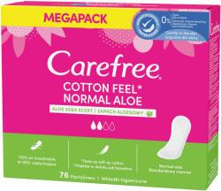 Carefree Aloe tisztasági betét (76db)