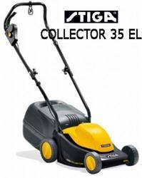 Stiga Collector 34E