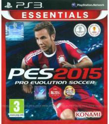 Konami PES 2015 Pro Evolution Soccer [Essentials] (PS3)