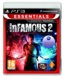 Sony inFamous 2 [Essentials] (PS3)