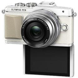 Olympus E-PL7 Portré Flatlay Kit + 45mm