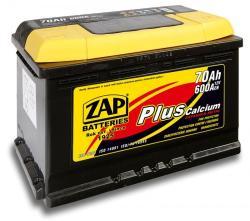 ZAP Plus 70Ah 600A