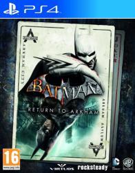 Warner Bros. Interactive Batman Return to Arkham (PS4)