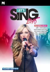 Plug In Digital Let's Sing 2016 (PC)