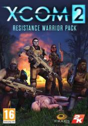 2K Games XCOM 2 Resistance Warrior Pack DLC (PC)