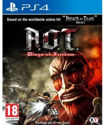KOEI TECMO AoT Attack on Titan Wings of Freedom (PS4)