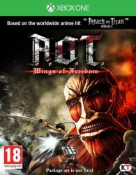 KOEI TECMO AoT Attack on Titan Wings of Freedom (Xbox One)