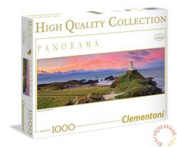 Clementoni Panoráma Puzzle - Világítótorony 1000 db-os (39342)