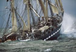 Clementoni Plisson: Az utolsó francia fregatt 1000 db-os (39350)
