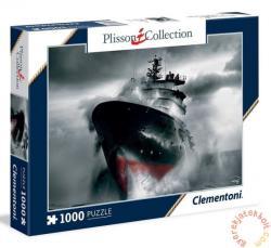 Clementoni Plisson: Vízi mentés 1000 db-os (39351)