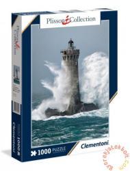 Clementoni Plisson: Világítótorony 1000 db-os (39352)