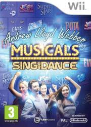 Koch Media Andrew Lloyd Webber Musicals Sing and Dance (Wii)