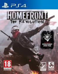 Deep Silver Homefront The Revolution [Day One Edition] (PS4)