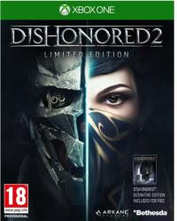 Bethesda Dishonored 2 (Xbox One)