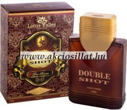 Lotus Valley Double Shot EDT 100ml
