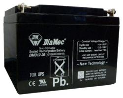 DIAMEC DM12-26UPS