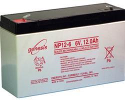 Genesis NP12-6